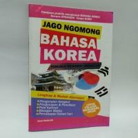 Jago Ngomong Bahasa Korea