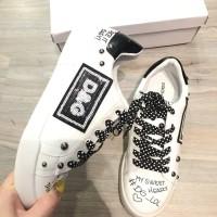 Dewiragii - Sepatu Sneaker D&G Import Trendy
