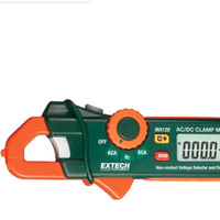 EXTECH CLAMP METER 200A AC/DC + NCV MA120