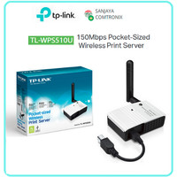 TL-WPS510U 150Mbps Pocket-Sized Wireless Print Server