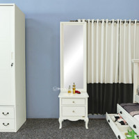 Doves Furniture - LUCIA STANDING MIRROR - Meja Rias - FREE ONGKIR
