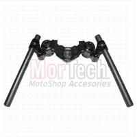 Black Diamond Stang Stir Jepit + Pangkon Motor PCX