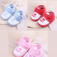 Sepatu Bayi Prewalker Perempuan Laki Laki Cewek Cowok Murah Baby Shoes