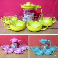 Harga teapot teko set sun | antitipu.com