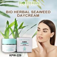 [ DAY CREAM ] BIO HERBAL SEAWEED DAY CREAM - BIOHERBAL DAY CREAM