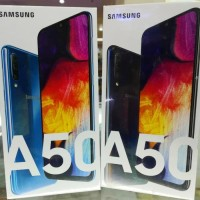 Samsung A50 64GB - Garansi Resmi Sein