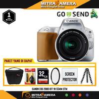 Canon EOS 200D Kit 18-55mm Paket