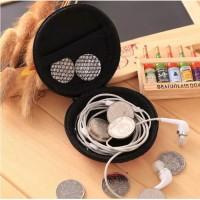 Dompet Earphone/ Dompet Koin/ Dompet Headset/ Wadah Koin Kabel