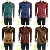 Harga batik kemeja irengan | antitipu.com