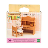 Mainan Koleksi Sylvanian Families Child Desk Set