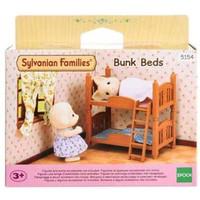 Mainan Koleksi Sylvanian Families Bunk Beds