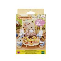 Mainan Koleksi Sylvanian Families Nursery Party Set