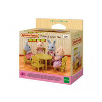 Mainan Koleksi Sylvanian Families Table & Chair Set