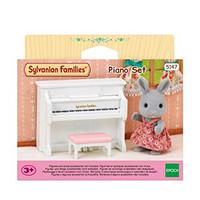 Mainan Koleksi Sylvanian Families Piano Set