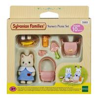 Mainan Koleksi Sylvanian Families Nursery Picnic Set