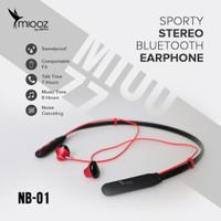 Hippo Miooz NB-01 Sporty Stereo Bluetooth Earphone