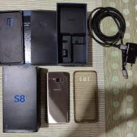 Samsung Galaxy S8 Duos 64GB Maple Gold Ex. SEIN