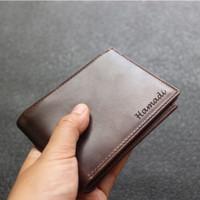 dompet landscape pria kulit asli