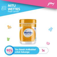 Mitu Wetties Lemon [Bottle 90'S]