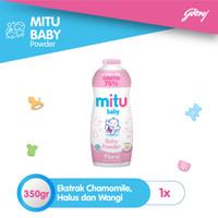 Mitu Baby Powder Pink [200gr+75%]