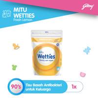Mitu Wetties Lemon [Refill 90'S]