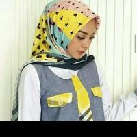 hijab voal premium/kerudung segi empat/ala premium hijab