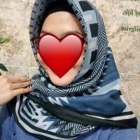 hijab voal premium/ala premium hijab/kerudung segi empat