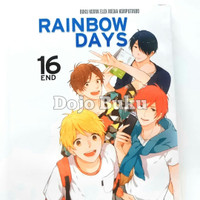 Komik Seri: Rainbow Days by Minami Mizuno