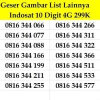 Nomor Cantik Indosat 10 digit Kartu Perdana Bukan Simpati XL Tri 11