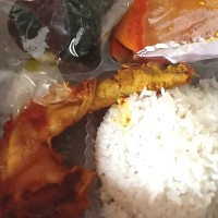 Nasi Box Rendang