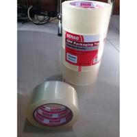 Lakban Bening OPP Packaging Tape 48mmx80mx48micron - Kenko