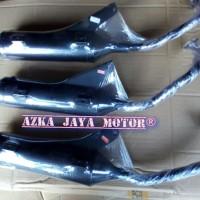 Knalpot Racing Bobokan Polos Yamaha Mio M3 - Mio Z 125 SALE