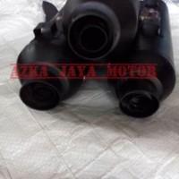 Knalpot Racing Bobokan NYK Muffler Honda Vario 150, suara adem mirip T