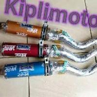 knalpot Chaa racing Soul Gt 125 Limited