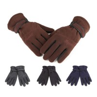 Protective Gear Aotu Outdoor Hiking Gloves Three Layer Thickening
