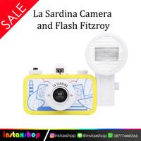 La Sardina Camera and Flash Fitzroy