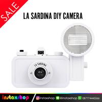 La Sardina and Flash DIY
