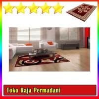 Karpet Minimalis PP Rugs Modern 47 Ukuran 115 x 155 cm