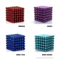 Buckyballs / Magnetic Ball / Bola Magnet mainan 3 MM