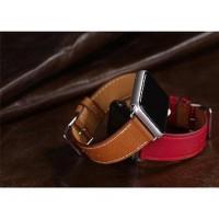 Original Tali Jam Tangan Leather Watchband Apple Watch Ser 1122Sm Limi