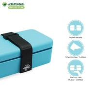 Promo Arniss Oishii Lunch Box - Lb-0406 / Lunch Box / Tempat Makan -