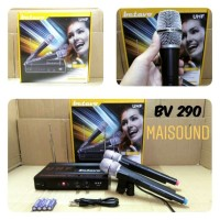 Mic Microphone Wireless Betavo BV-290 BV 290