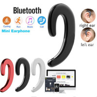 Hanging Headset Bluetooth Painless V4.1 Y-12