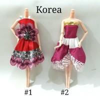 Baju Barbie Korean Style