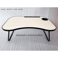 meja laptop/ meja lipat anak berkualitas dan ergonomis.