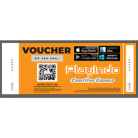PlayIndo Voucher (Android / IOS / Windows / Mac)