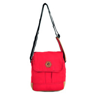 PROMO RAMADHAN SALE Tas Amooba SLing Bag Elmore A40001 - Merah