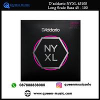 senar daddario nyxl 45100 long scale bass 45 -100