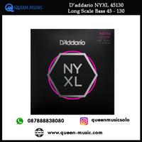senar daddario nyxl 45130 long scale bass 45 - 130