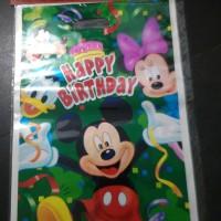 Plastik Souvenir Mickey isi 10 lembar